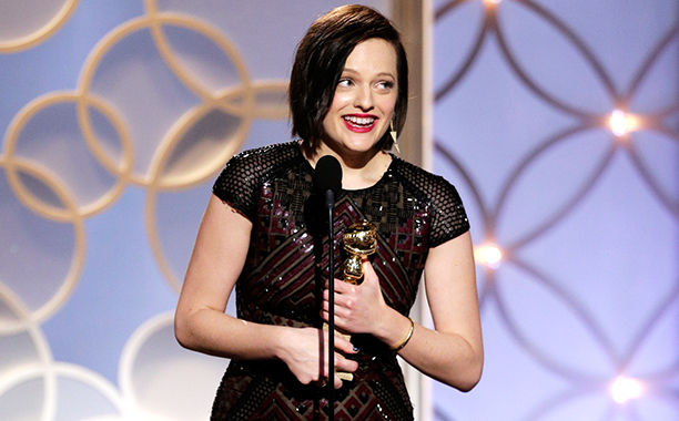 Given the bizarre epidemic of bewildered winners, it's no surprise they peppered their speeches with four-letter words. Some S-bomb droppers were paradoxically charming (Elisabeth Moss,…