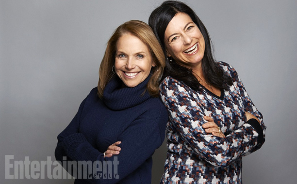 Katie Couric, Laurie David, Fed Up