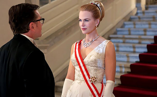 STATE OF GRACE Nicole Kidman plays the iconic Grace Kelly in Grace of Monaco