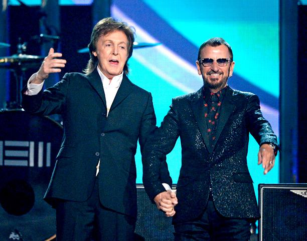 Grammy Awards Paul Mccartney Ringo