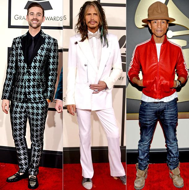 Grammy Awards Style 01