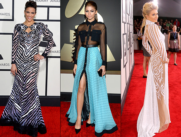 Grammy Awards Style 03