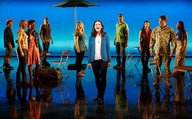 Opens: March 30 at the Richard Rodgers Theatre; previews begin March 5 Stars: Idina Menzel (Elizabeth), Anthony Rapp (Lucas), LaChanze (Kate), James Snyder (Josh) Why…
