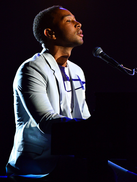 Grammy Awards, Grammy Awards 2014 | John Legend's ''All of Me,'' from last year's underrated Love In the Future , is a very pretty piano ballad, and Legend is as strong…