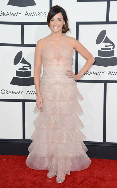 Style, Grammy Awards, ... | I'll admit, I had to Google Kacey Musgraves to find out who she was, but this gorgeous ribbed tulle gown was one of the most…