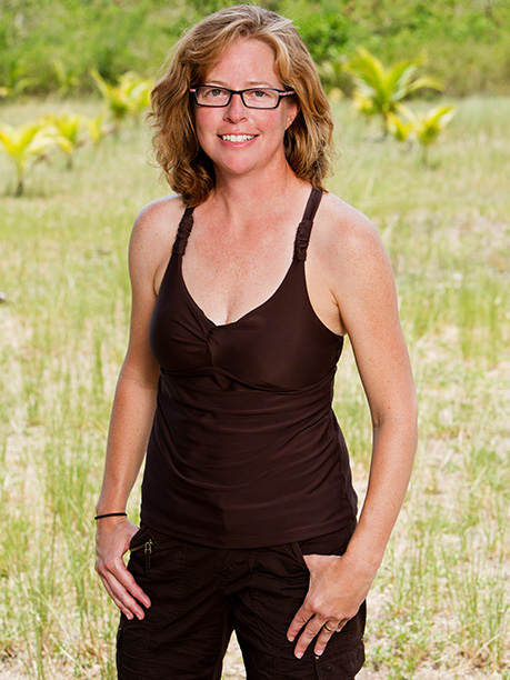 Survivor | Age: 41 Tribe: Brains Current Residence: Tehachapi, Calif. Occupation: Attorney Hobbies: Reading, rabble rousing, and golfing/walking/hiking. Three Words That Describe Me: Resourceful, tenacious, and underestimated.…