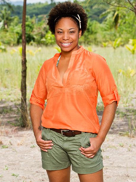 Survivor | Age: 37 Tribe: Brains Current Residence: St. Louis Occupation: Accountant Three Words That Describe Me: Competitive, spiritual, and ''jack-of-all-trades.'' Three Island Essentials: The Bible —…