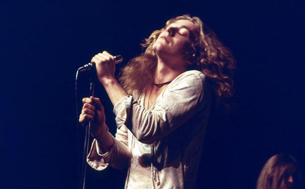Led Zeppelin Robert Plant