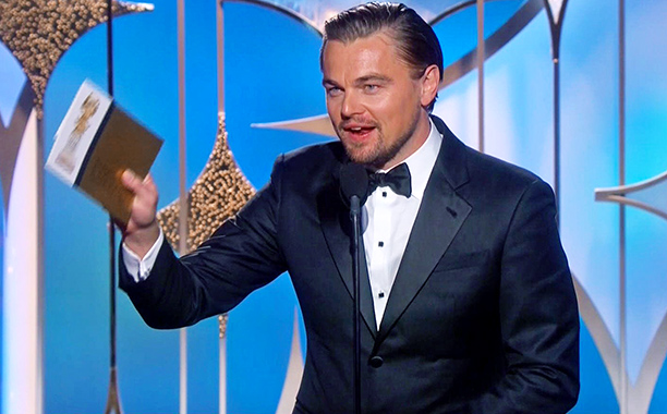 Leonardo DiCaprio is not exactly considered one of the most inherently hilarious or lighthearted fellows in Hollywood — a fact he acknowledged when he picked…