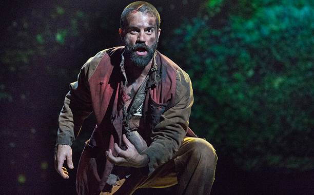 Opens: March 23 at the Imperial Theatre; previews begin March 1 Stars: Ramin Karimloo (Jean Valjean), Will Swenson (Javert), Andy Mientus (Marius), Nikki M. James…