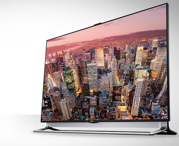 So-called 4K or UltraHD televisions, which offer four times the resolution of today's 1080p sets, were the celebrities of the show, and LG's 77-inch monster…