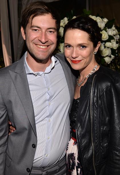 Mark Duplass and Katie Aselton