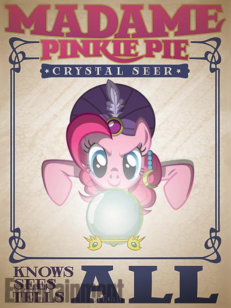 Madame Pinkie Pie