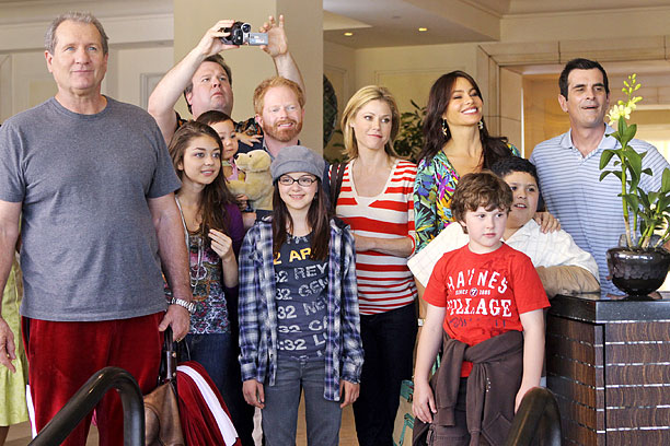 Modern Family Vacation