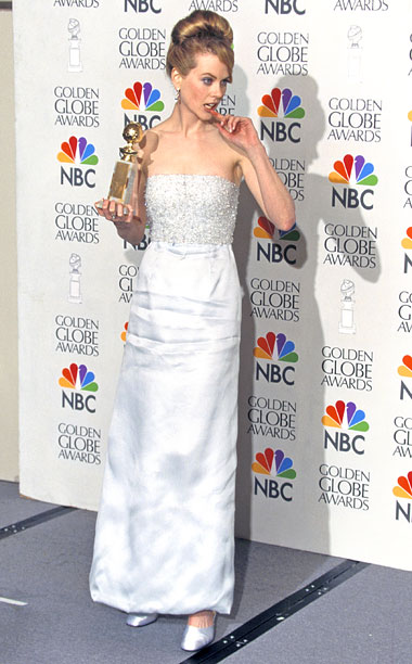 Style, Style: Red Carpet, ... | Kidman's win marked the beginning of her journey from Mrs. Tom Cruise to Oscar-winning actress. Unfortunately, her ice-blue Isaac Mizrahi and overdone coif proved she…