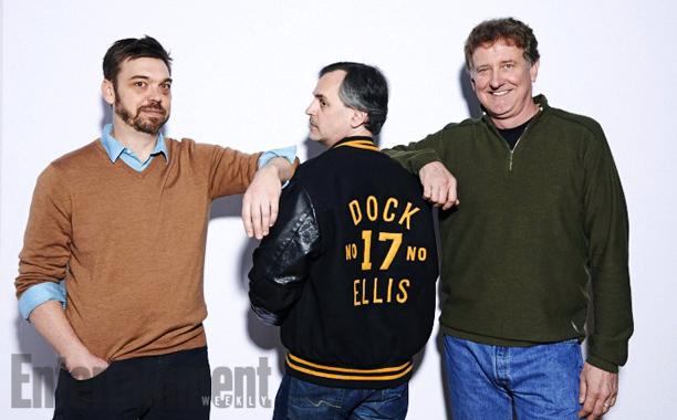 Christopher Cortez, Jeffrey Radice (director), Mike Blizzard (producer), No No: A Dockumentary