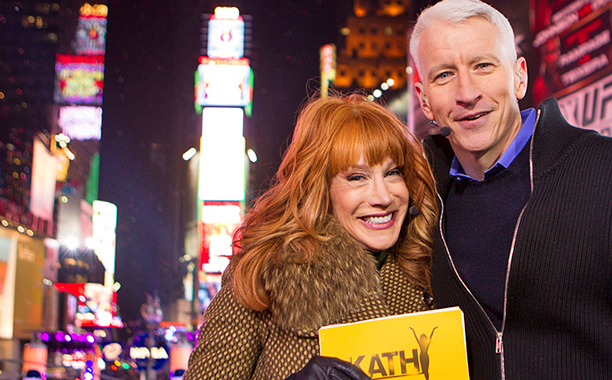Nye Griffin Cooper Kathy Griffin