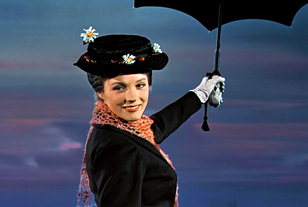 Julie Andrews, Mary Poppins | Nominated for: Best Actress for Mary Poppins in 1965 What got Oscar's attention? Andrews' depiction of everyone's favorite nanny was practically perfect in every way.…