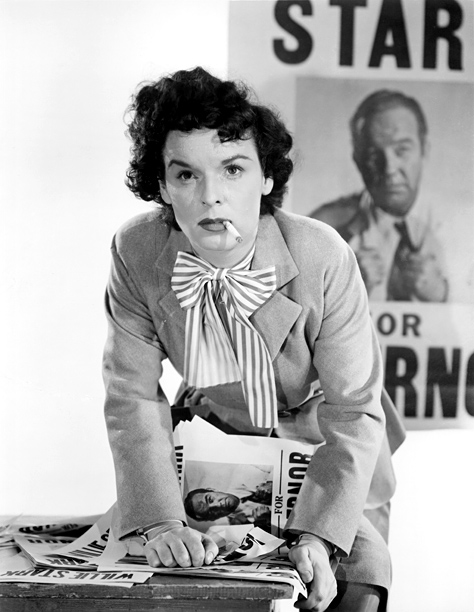 Mercedes McCambridge, All the King's Men (Movie - 1949)   Nominated for: Best Supporting Actress for All the King's Men in 1950 What got Oscar's attention? Once called ''the world's greatest living radio actress'' by…