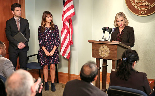 Parks And Rec Recall Vote
