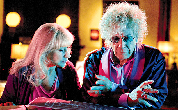 Al Pacino and Helen Mirren embodied their roles of wild-haired record producer Phil Spector and the defense attorney who took on his controversial murder trial,…