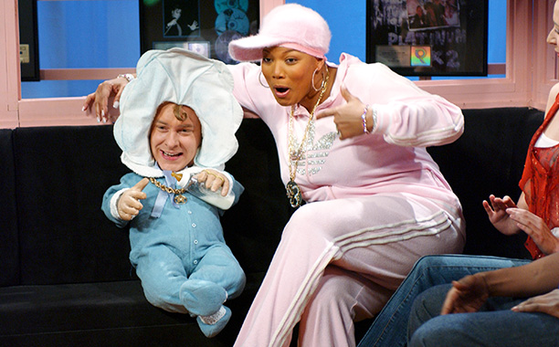 Saturday Night Live   Double duty date: Oct. 9, 2004 Modern-day renaissance woman Dana Owens does it all: She's a pioneering rapper, a gifted singer, an Oscar-nominated actress, a…