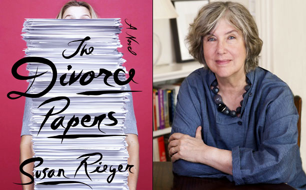 Coming Attraction: The Divorce Papers Why She'll Be Big: With a sharp take on the dissolution of a high-profile marriage, Rieger's hilarious debut (due March…