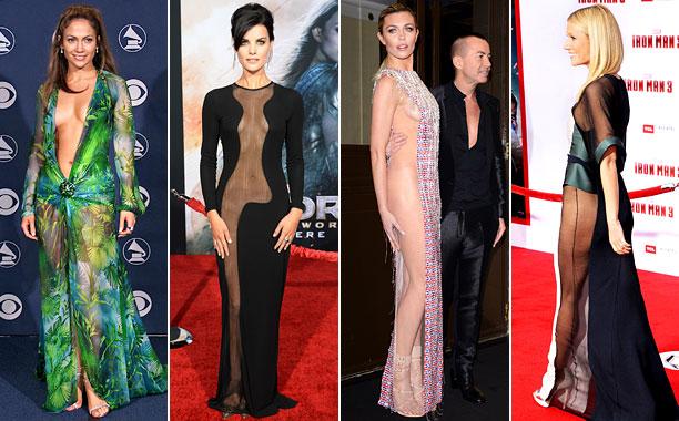 Shocking Grammy Red Carpet