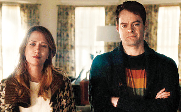Kristen Wiig and Bill Hader, as a troubled sister and brother coping with a dark family legacy, are as powerful as Laura Linney and Mark…