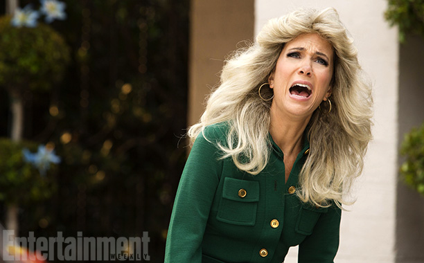 SCREAM AND SHOUT AND LET IT ALL OUT An all-star comedic cast stars in the 'period-piece' The Spoils of Babylon .