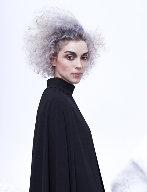 Big Breaks in 2014: St. Vincent (a.k.a. Annie Clark) took the stage on Saturday Night Live , which she called ''the pinnacle of TV. That's…