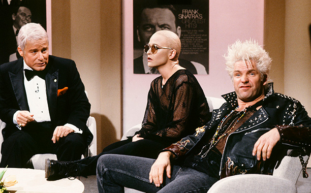Saturday Night Live   Double duty date: Jan. 19, 1991 The English troubadour wasn't bad , per se, but he also wasn't particularly memorable; though Sting was the show's…