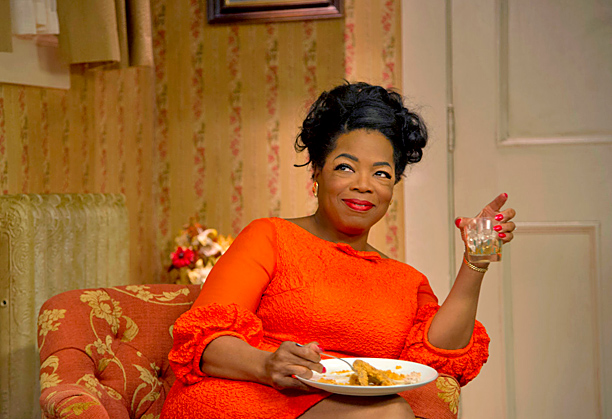 Oprah Winfrey for Best Supporting Actress in Lee Daniels' The Butler