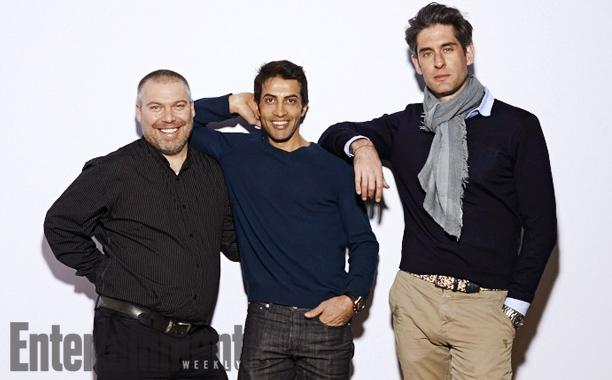 Gonen Ben Yitzhak, Mosab Hassan Yousef, Nadav Schirman (director), The Green Prince