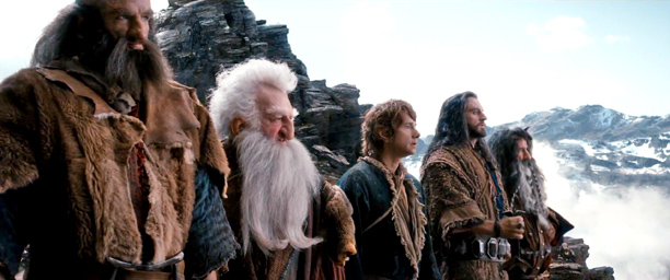 The Hobbit: The Desolation of Smaug for technical categories and Best Original Song