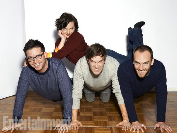Justin Lader, Elisabeth Moss, Mark Duplass, Charlie McDowell (director), The One I Love