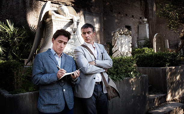 In this Continental sequel to the hilarious and touching 2010 road movie The Trip , Steve Coogan and Rob Brydon, playing themselves, go on another…