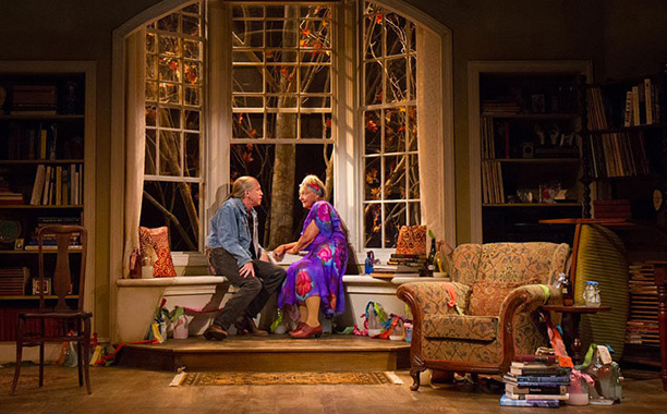 Opens: April 21 at the Booth Theatre; previews begin April 1 Stars: Estelle Parsons (Alexandra), Stephen Spinella (Chris) Why We're Excited: After all the thunderous,…