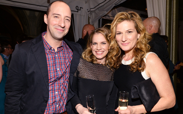Tony Hale, Anna Chlumsky, and Ana Gasteyer