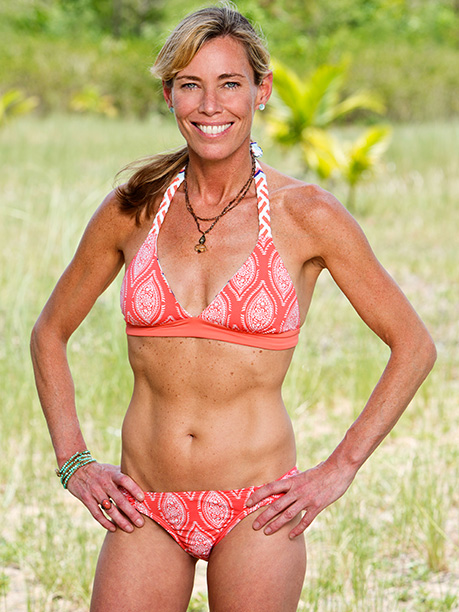 Survivor | Age: 48 Tribe: Brawn Current Residence: Needham, Mass. Occupation: Pilates Trainer Inspiration: Helen Keller was an Earth Angel that taught the world a whole new…