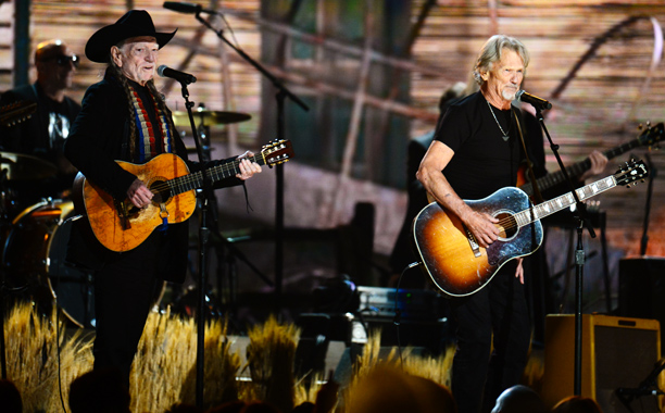 Grammy Awards, Grammy Awards 2014 | The country/roots/Americana wing of the ceremony emerged all at once for a honky-tonk extravaganza that brought the living Highwaymen together with Haggard and Shelton. It…