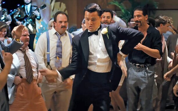 Does 'Wolf of Wall Street' scorn bad behavior or revel in it? Or both?    EW.com