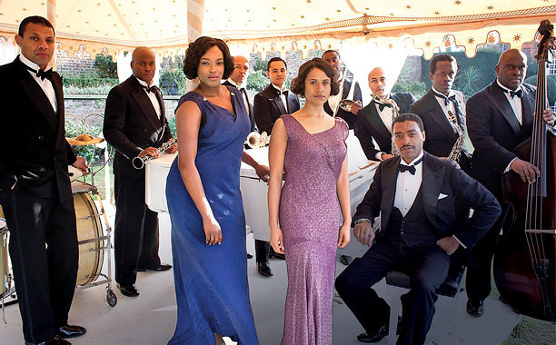 Before he was the toast of the movie world for 12 Years a Slave , Chiwetel Ejiofor appeared in this Starz miniseries about a black…