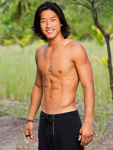 Survivor | Age: 29 Tribe: Brawn Current Residence: Newport Beach, Calif. Occupation: Martial Arts Instructor Three Island Essentials: A surfboard to surf remote untouched waves in an…