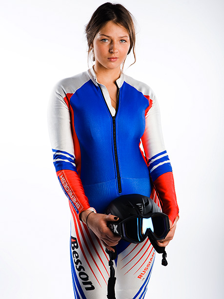 Winter Olympics 2014   Age: 24 Sport: Snowboarding Team: Russia Fun Fact: Zavarzina is married to American-born snowboarder Vic Wild, who was granted Russian citizenship in 2011 and will…