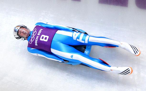 Armin Zoggeler Sochi 2014