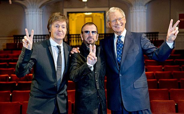 Beatles Grammy Tribute