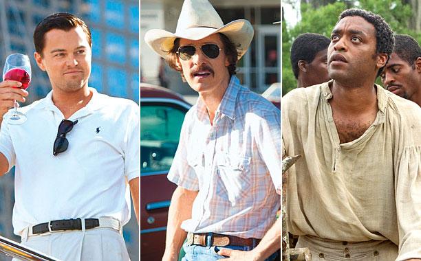 Best Actor Race