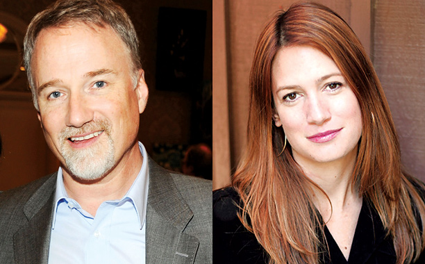 David Fincher Gillian Flynn