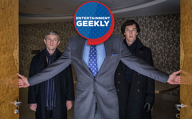 Entertainment Geekly Sherlock